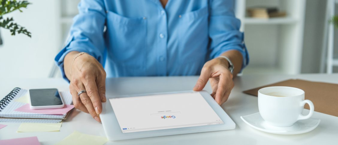 wizytówka firmy w google